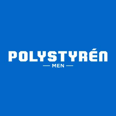 POLYSTYRÉN.men
