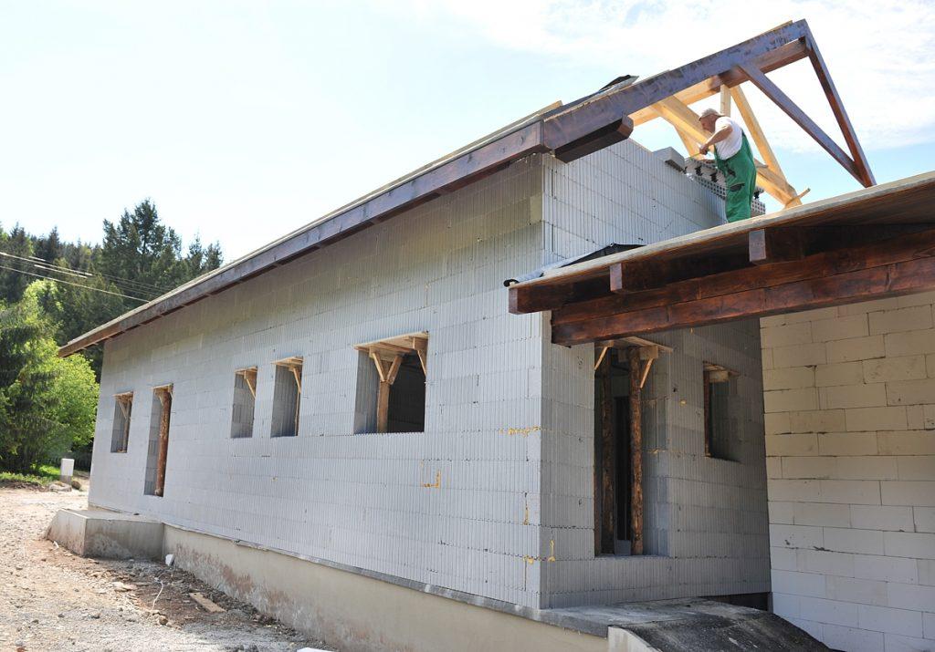 Nízkoenergetické a pasívne stavby Variant Haus