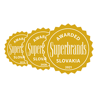 Business Superbrands Slovakia 2021