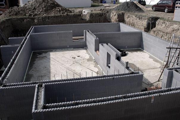 Výstavba domu systémom VARIANT-HAUS®