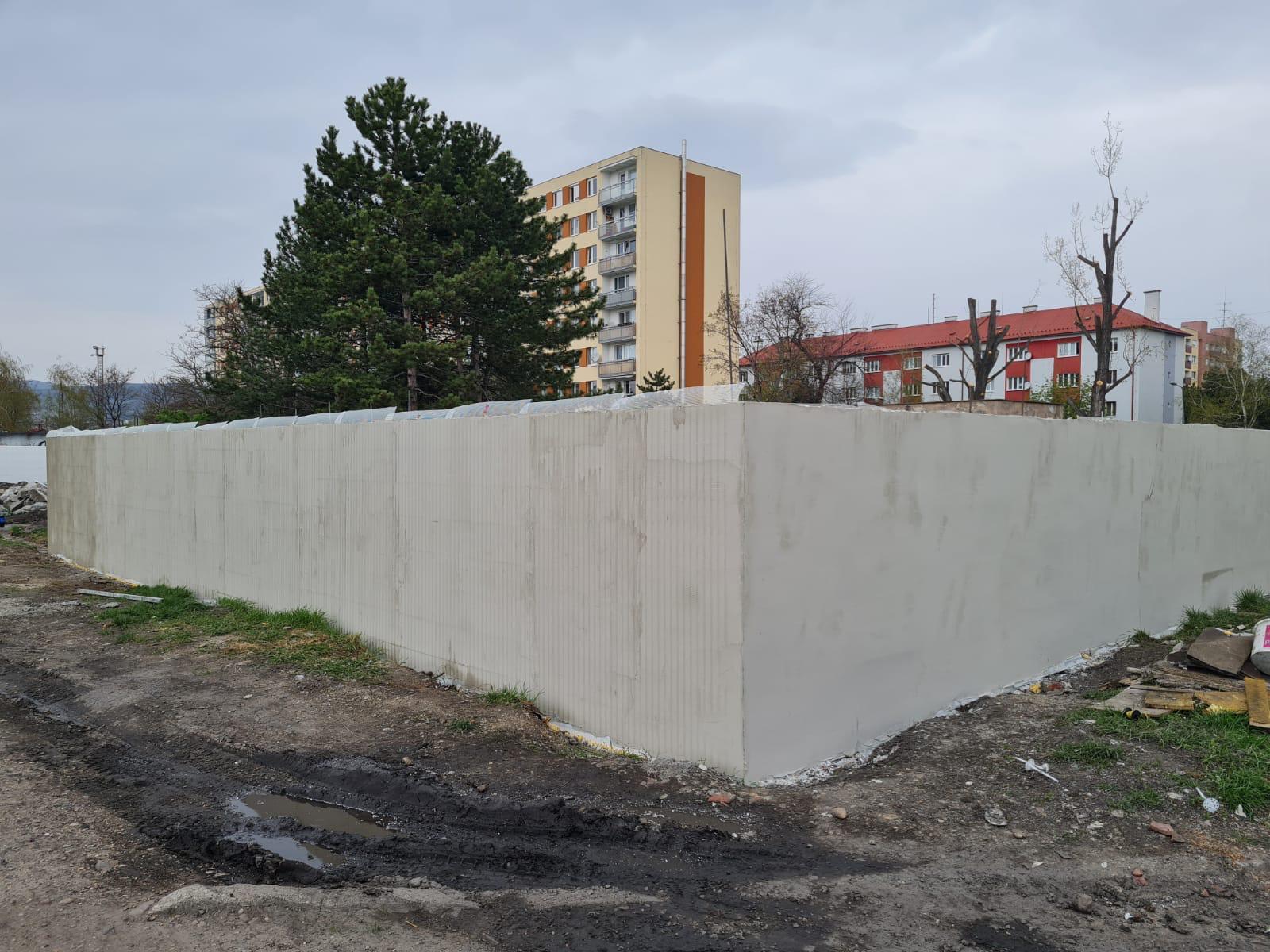 Stavba zo systému Variant Haus: Bratislava Rača, Dopravná ulica